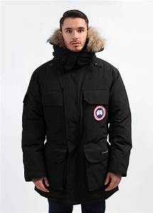 Canada Goose Expedition Parka Black