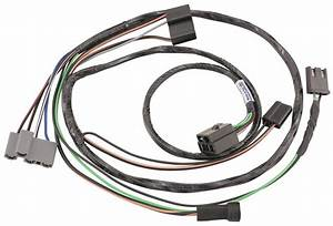 Wiring Harness  Air Conditioning  1969 Lemans