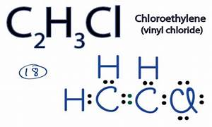 C2H3Cl Lewis Structure: How to Draw the Lewis Structure ...