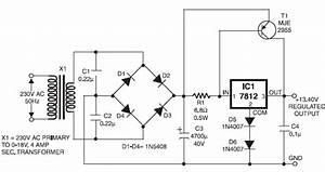 Power Supply For Walkie