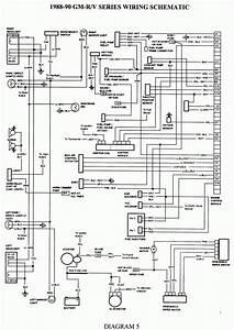 1990 Chevy Truck Wiring Diagram