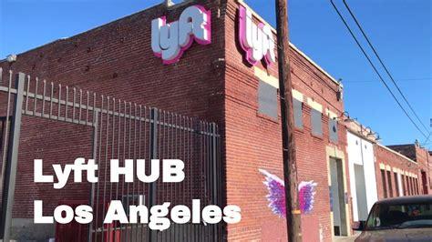 Lyft Hub Los Angeles Office