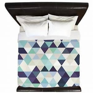Housse De Couette Triangle : 115 best housse de couette images on pinterest bedding comforters and duvet covers ~ Teatrodelosmanantiales.com Idées de Décoration