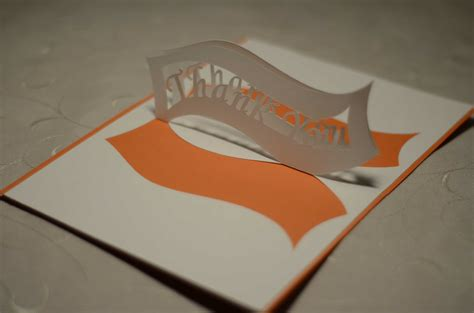 ribbon   pop  card template
