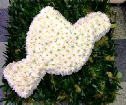 dove funeral tribute