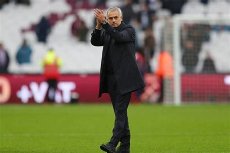 Jose Mourinho Says Spurs Have a Clean Bill of Health