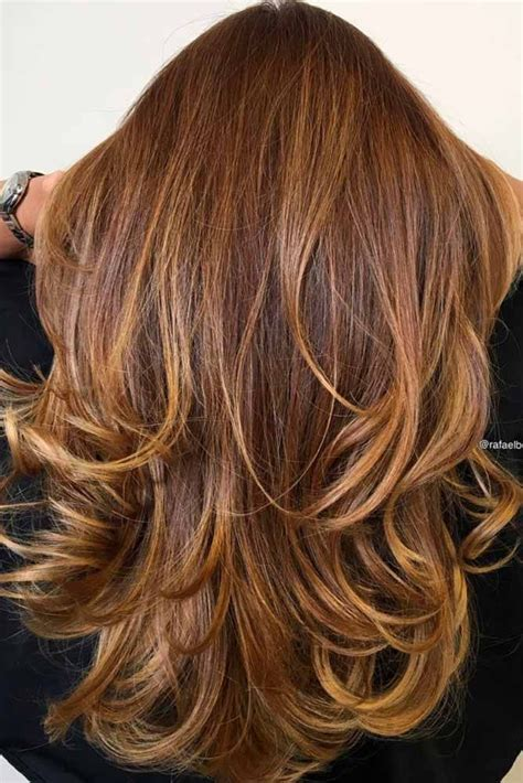 trendy hair color  light brown hair color variations