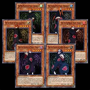 The Six Paths of Pain (Six Samurai) by Biohazard20 on ...