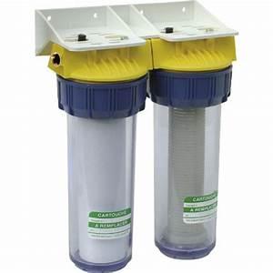 Anti Calcaire Magnétique Pour Arrivée D Eau : filtre anti calcaire et anti corrosion sans bypass fd34c polar bricozor ~ Farleysfitness.com Idées de Décoration