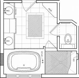 Beautiful Bathroom Layout Design Bathroom Floor Plan