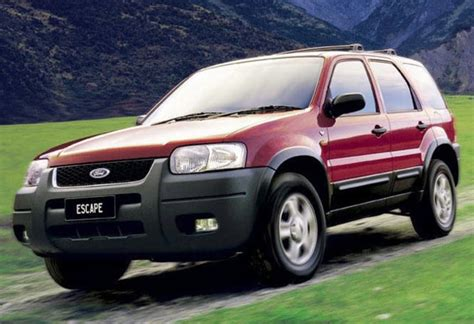 Ford Escape 2001 by Used Ford Escape Review 2001 2006 Carsguide