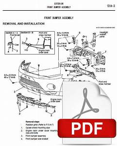 2003 Mitsubishi Outlander Workshop Wiring Diagram