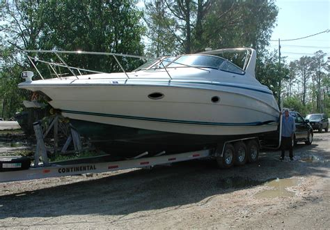 Charter Boat Deliverance by Chris Craft Crowne 340