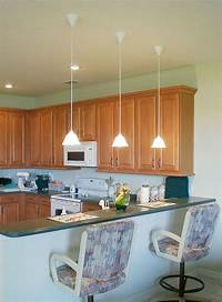 pendant lights kitchen low hanging mini pendant lights over kitchen island for an ...