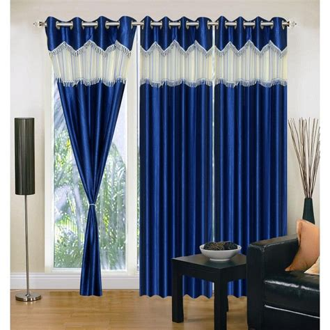 buy set of 3 iws designer quot 7 quot window curtain
