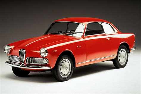 Alfa Romeo Giulietta Sprint (19541962) Specifications