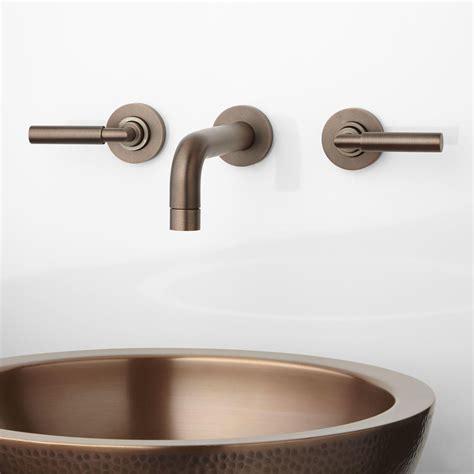 wall mount kitchen sink faucet triton wall mount bathroom faucet lever handles bathroom