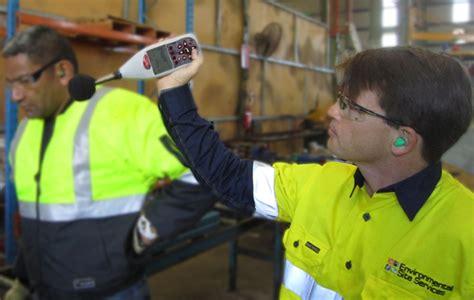 workshop noise audit workshop noise assessment workshop