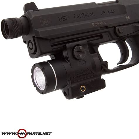 hk usp 45 laser light strmlght tlr 4 g usp full tac light laser grn