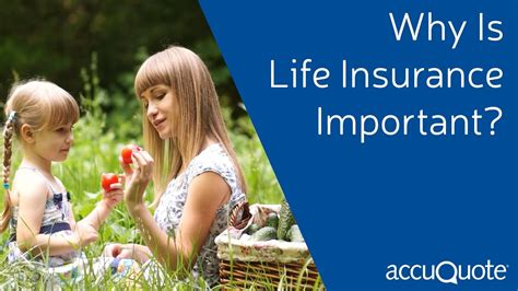 No one will force you to get it, though it may feel like it with the military's sgli—you can deny it, but we would never advise this. Why is Life Insurance Important? - YouTube