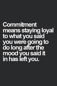 25+ best Consis... Commitment Quotes