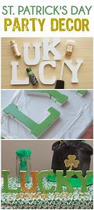 St. Patrick's Day Party Decorations
