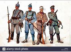 events, First World War WWI, propaganda, German