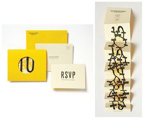 9 Award Winning Designs: Invitation Inspiration (With