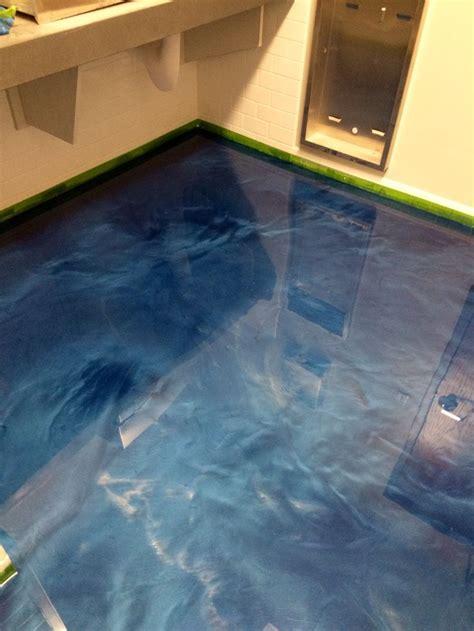 metallic epoxy floor coatings  sierra concrete arts