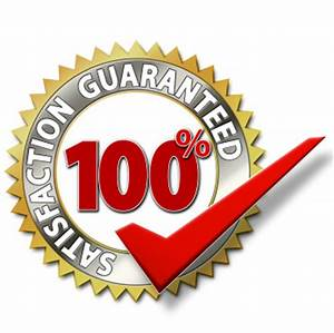 One Hundred Percent Customer Satisfaction Logo | Whitney ...