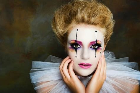 Creepy Circus Decorations by Complete List Of Halloween Makeup Ideas 60 Images
