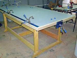 Kreg Clamping and Assembly Table - by KCoombs