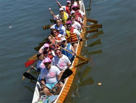 Dragon Boat Racing Breast Cancer by Breast Cancer Survivors Create Dragon Boat Racing Team To