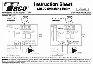 Taco Nest And External Transformer Wiring Diagram