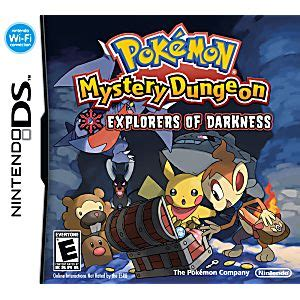 Majin L Mystery Dungeon by Mystery Dungeon Explorers Of Darkness Ds