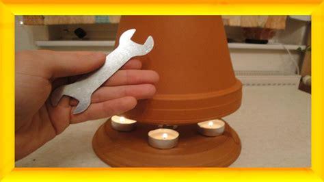 metall ofen selber bauen teelichtofen le selbst bauen 50 176 c mit diy selbstversorger candle powered heater