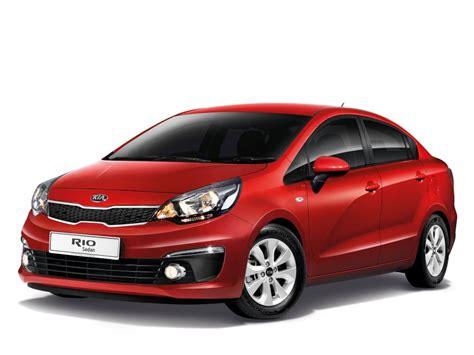 You Can Now Buy The Kia Rio Sedan Carsifu