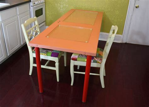 tables made from doors enter ingenuity 13 creative door recycling projects