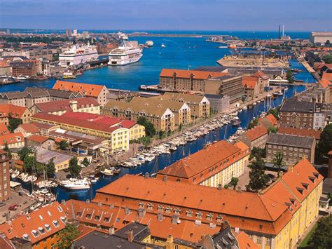 Blondes Bikes Copenhagen Communes Denmarks Hidden