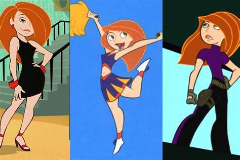 Tv Cartoon Characters Female