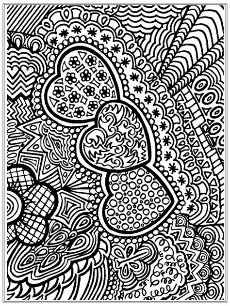 Coloring Designs Printable by Coloring Pages Printable Coloring Pages Adults