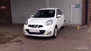 Nissan Micra 2016 : nissan micra acenta white 2016 youtube ~ Melissatoandfro.com Idées de Décoration