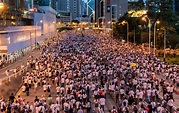 The Support of the International Community Will Give Meaning to the Protests in Hong Kong - Australian Institute of International Affairs ...