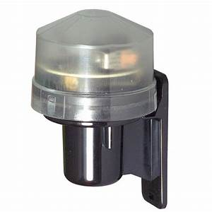 Photocell kit dusk to dawn sensor outdoor lighting
