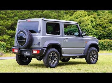 2019 Suzuki Jimny Sierra Exterior And Interior First