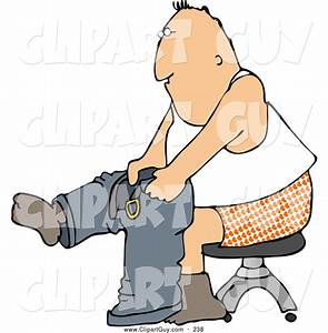 Clip Art of AAdult Man Putting | Clipart Panda - Free ...