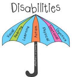 Disability Awareness Clip Art