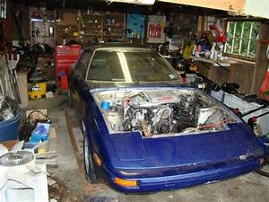 Sell Used 1983 Mazda Rx7 Gsl Wit 13b Turbo Motor Excellent Condition Project Car In Corning  New