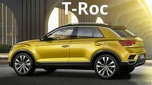 T Roc Volkswagen : 2019 volkswagen t roc new volkswagen suv dna youtube ~ Carolinahurricanesstore.com Idées de Décoration