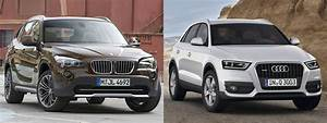 Forum Audi Q3 : bmw x1 vs audi q3 photo shootout xbimmers bmw x1 autos weblog ~ Gottalentnigeria.com Avis de Voitures
